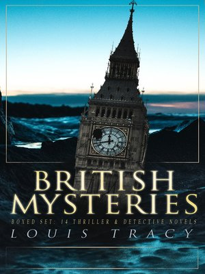 cover image of BRITISH MYSTERIES Boxed Set