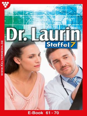 cover image of Dr. Laurin Staffel 7 – Arztroman