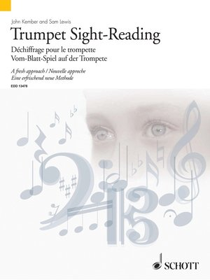 cover image of Trumpet Sight-Reading