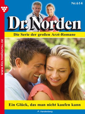 cover image of Dr. Norden 614--Arztroman