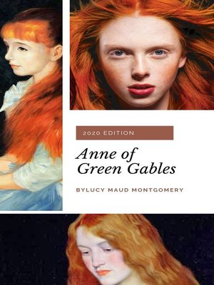 cover image of Anne of Green Gables (Anne Shirley Series #1) (Book Center)