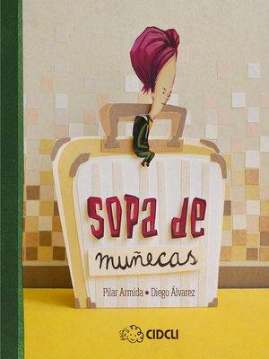 cover image of Sopa de muñecas