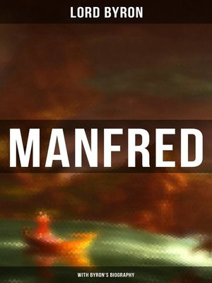 cover image of Manfred (With Byron's Biography)