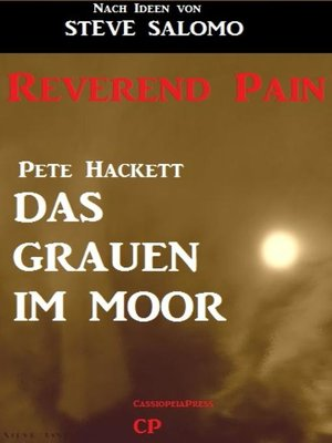 cover image of Steve Salomo--Reverend Pain