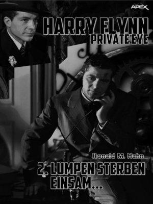 cover image of LUMPEN STERBEN EINSAM...