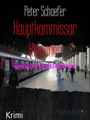 cover image of Hauptkommissar Klausner