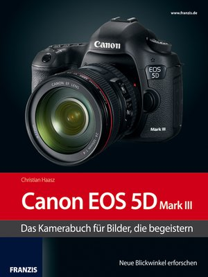 cover image of Kamerabuch Canon EOS 5D Mark III