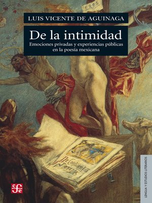 cover image of De la intimidad