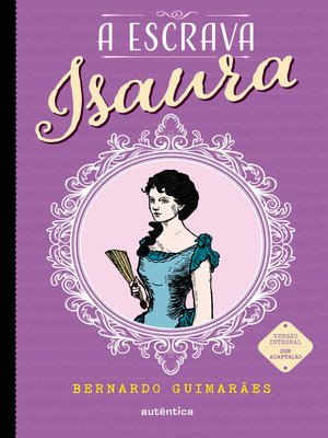 cover image of A escrava Isaura