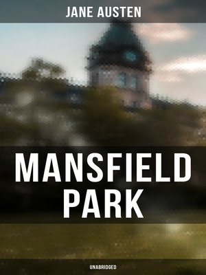 cover image of Mansfield Park (Unabridged)