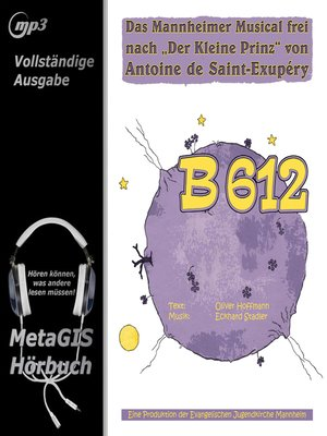 cover image of B 612