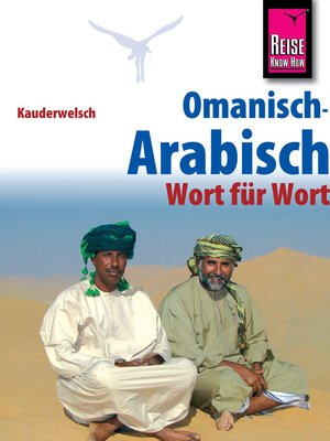 cover image of Reise Know-How Sprachführer Omanisch-Arabisch--Wort für Wort