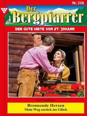 cover image of Der Bergpfarrer 258 – Heimatroman