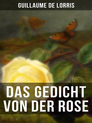 cover image of Das Gedicht von der Rose