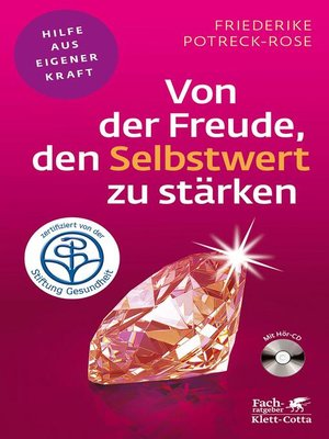 cover image of Von der Freude, den Selbstwert zu stärken