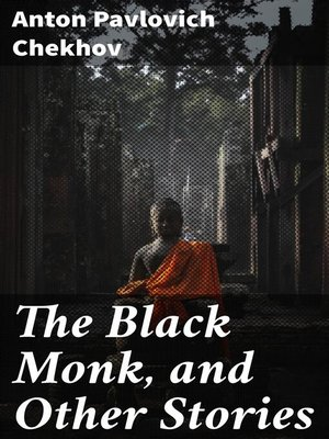 cover image of The Black Monk, and Other Stories