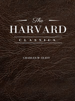 cover image of The Complete Harvard Classics