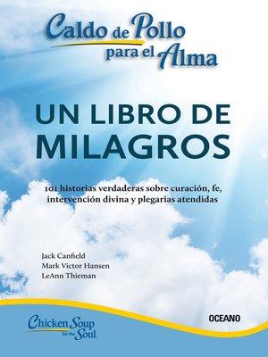 cover image of un libro de milagros