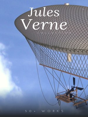 cover image of Jules Verne Collection, 33 Works