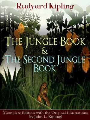 cover image of The Jungle Book & the Second Jungle Book