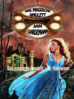 cover image of Das magische Amulett #16