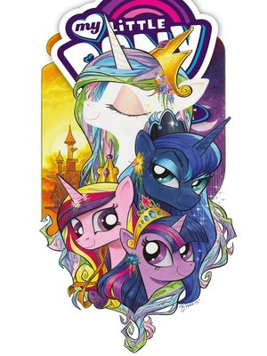 cover image of My little Pony, Band 12