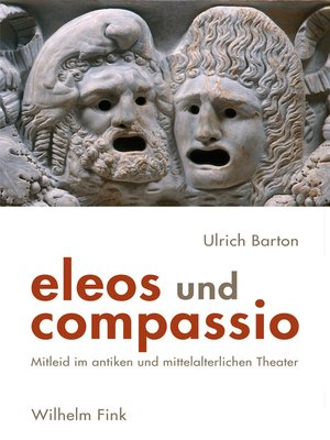 cover image of eleos und compassio