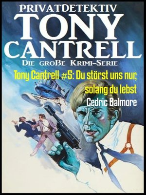 cover image of Tony Cantrell #5