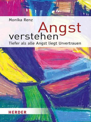 cover image of Angst verstehen