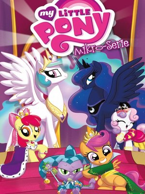 cover image of My little Pony, Band 8