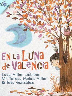cover image of En la luna de Valencia