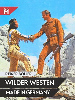 cover image of Wilder Westen made in Germany
