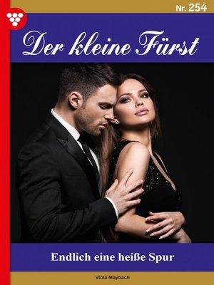 cover image of Der kleine Fürst 254 – Adelsroman