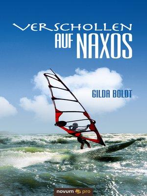 cover image of Verschollen auf Naxos