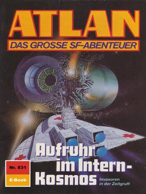 cover image of Atlan 831