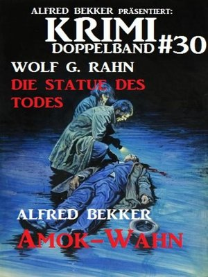 cover image of Krimi Doppelband #30
