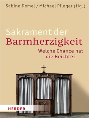 cover image of Sakrament der Barmherzigkeit