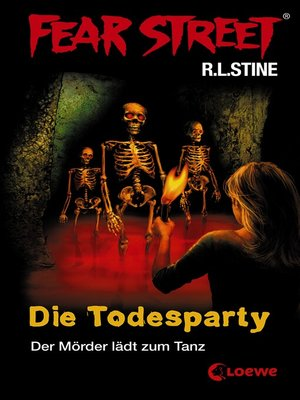 cover image of Die Todesparty