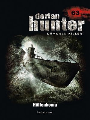 cover image of Dorian Hunter 63 – Höllenkoma