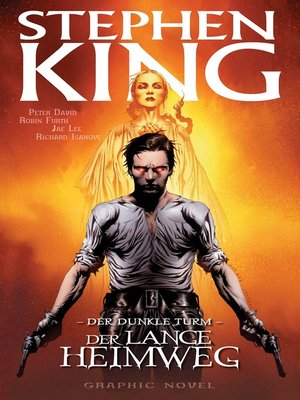 cover image of Stephen Kings Der dunkle Turm, Band 2--Der lange Heimweg
