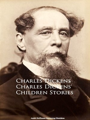 cover image of Charles Dickens' Children Stories