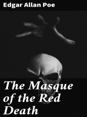 cover image of The Masque of the Red Death