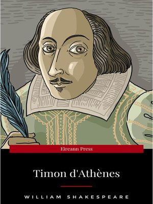 cover image of Timon d'athènes.