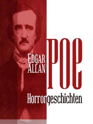 cover image of Horrorgeschichten