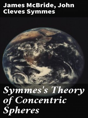 cover image of Symmes's Theory of Concentric Spheres