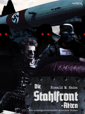 cover image of DIE STAHLFRONT-AKTEN
