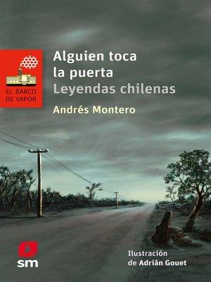 cover image of Alguien toca la puerta