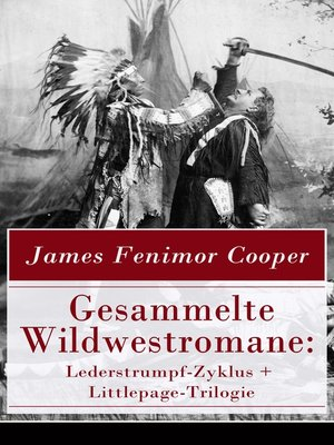 cover image of Gesammelte Wildwestromane