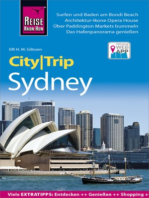 cover image of Reise Know-How CityTrip Sydney