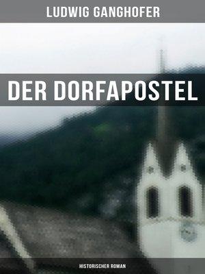 cover image of Der Dorfapostel